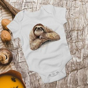 Sloth Infant Baby Bodysuit